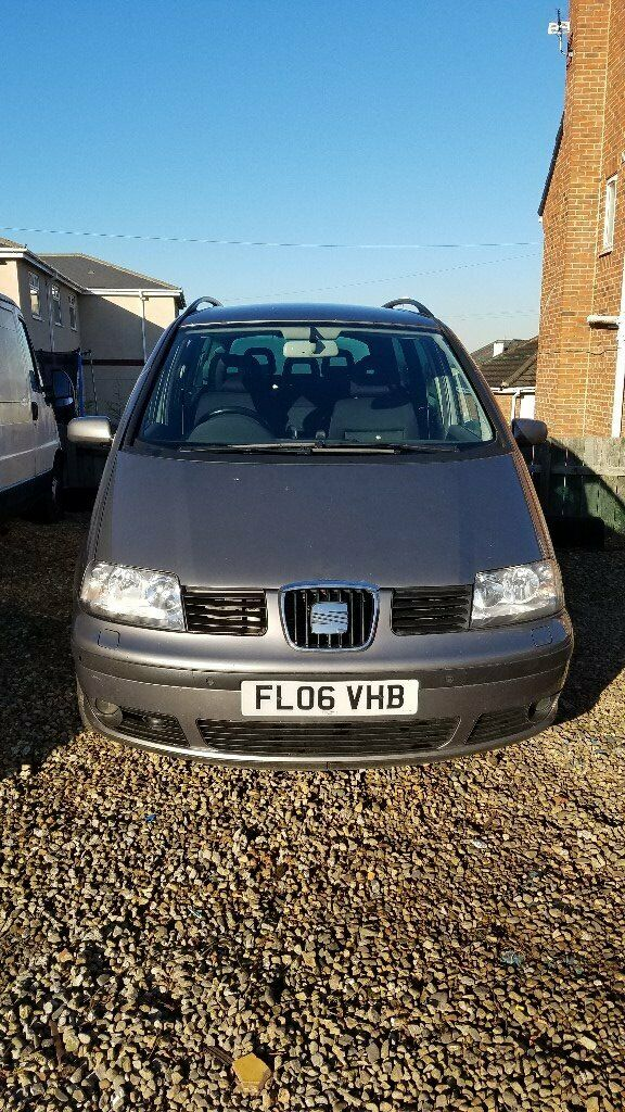 7 seater seat alhambra | in Blaydon-on-Tyne, Tyne and Wear | Gumtree