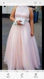 Rosies closet 2pc formal dress