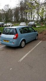 7 seater for sale or swap estate or van