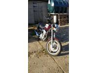 Triumph Thunderbird, 1995, low mileage!!