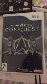 Star Trek wii game