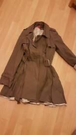 Women's coat size 8