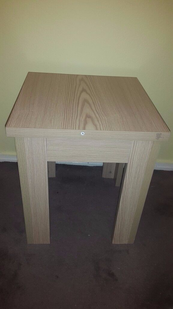 Coffee table solide wood