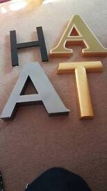 Advertising letters from £8