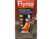 Flymo GardenVac 2700w Blower