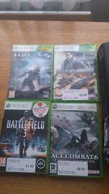 I am selling an Xbox 360 - 120GB BLACK.