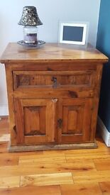 Solid Pine Mexican Cupboard £35ono