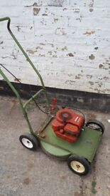 Hayterette Rough Cut Mower
