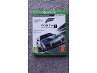 Xbox 1 FORZA 7 game
