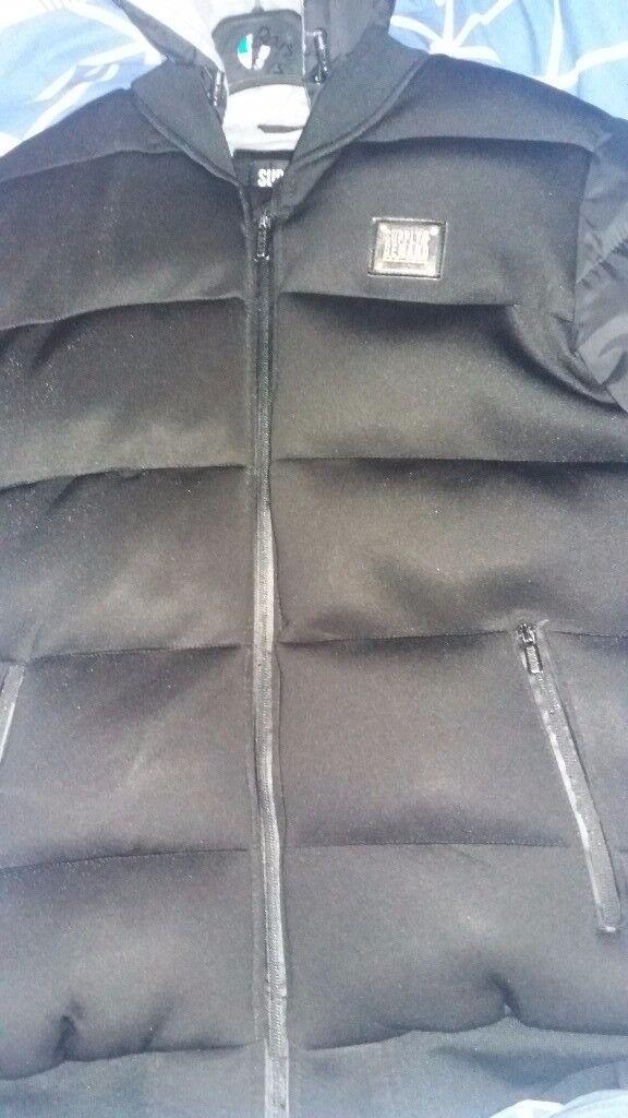e36154920d Supply And Demand Mens Size Mediun Puffer Jacket