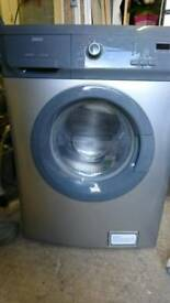 Zanussi washing machine with dryer