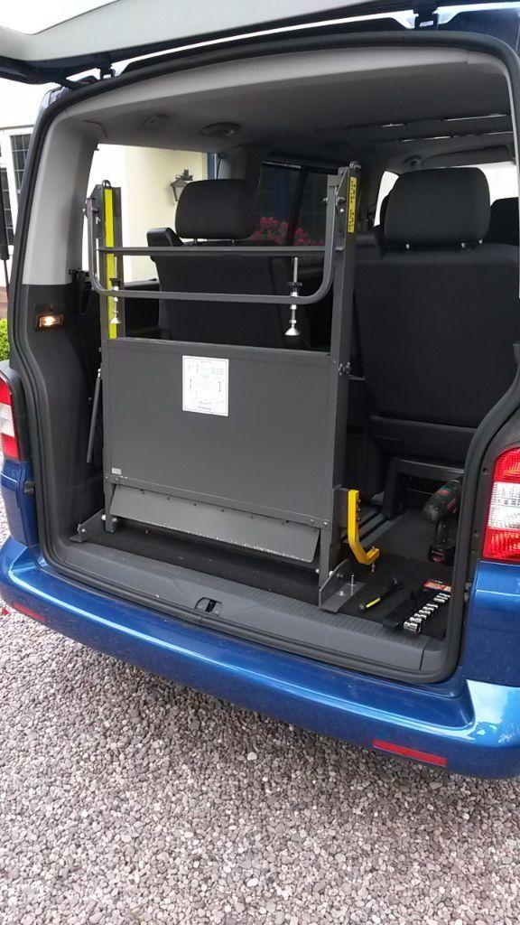 Portaramp Clearview Wheelchair Ramp In Shrewsbury