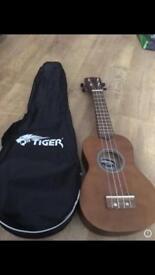 brand new tiger ukulele