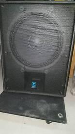 Sound system excursion 2000 YORKVILLE