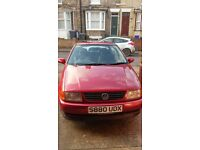 Volkswagen POLO 1998 Very Good Condition, Low Millage and New Cam-Belt