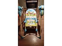 Fisher price 3 in 1 baby mobile swing