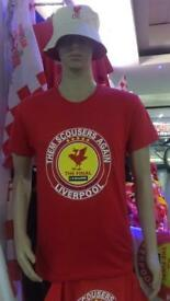 Them Scousers Again Liverpool Champions League Final T-Shirts
