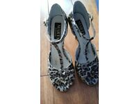 Marta Jonsson designer sandals size 3