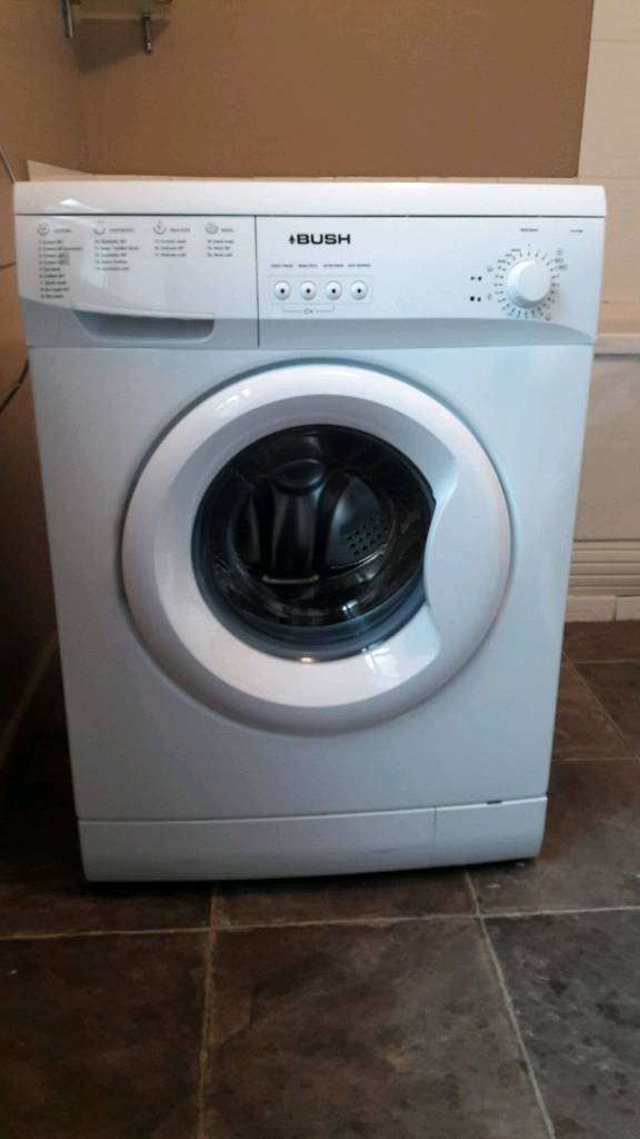 Bush 7kg wash machine