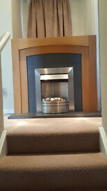 NEXT Electric Fireplace