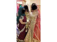 beautiful heavy saree