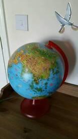 World 🌍 lamp