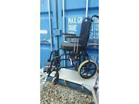 Child's wheelchair