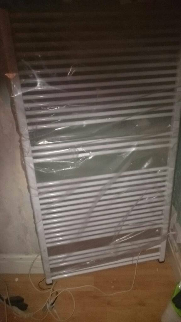 Towel rack radiators