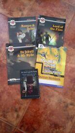 GCSE English Revision Books
