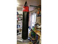 Large Punchbag and Bracket