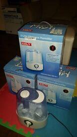 5 Litre Ultrasonic Humidifier (£15 for each)