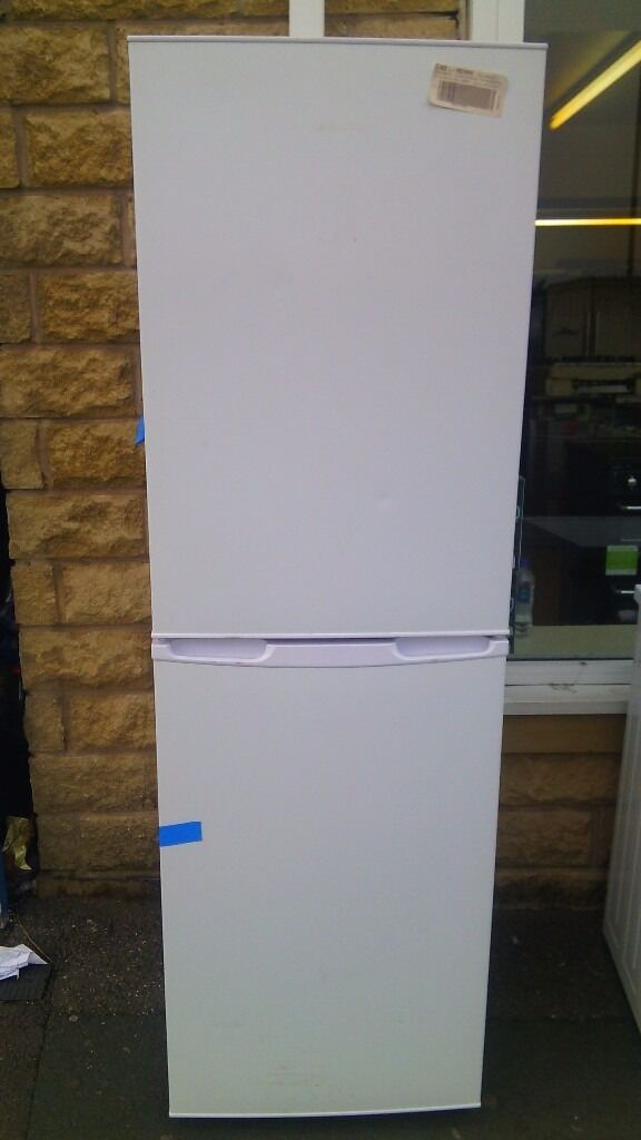 KENWOOD white Fridge Freezer slightly marked Ex display