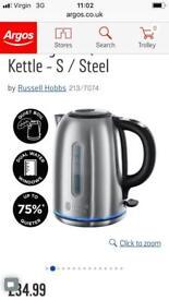 Russel Hobbs kettle