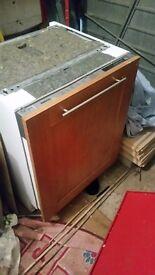 Beco integrated dishwasher