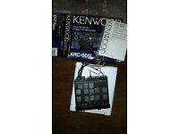 Kenwood KRC-666L cassette receiver