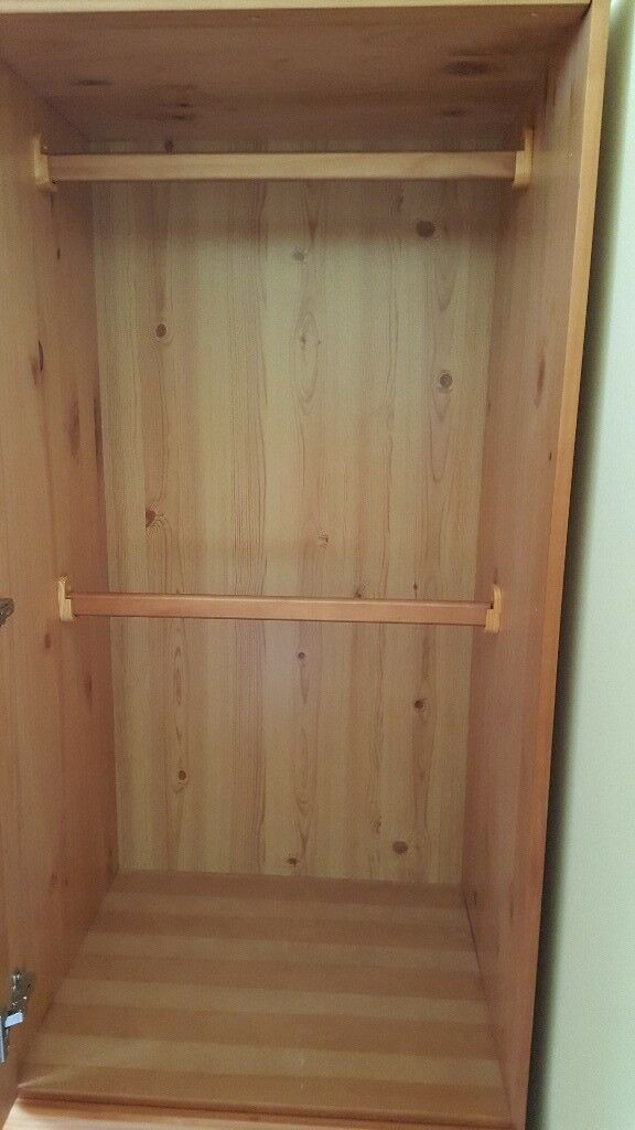 e9724f7425b7 Mothercare addington pine wardrobe