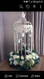 Vintage bird cages £8.00 each