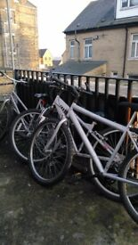 3 Bicycles for sale very good condition good working order