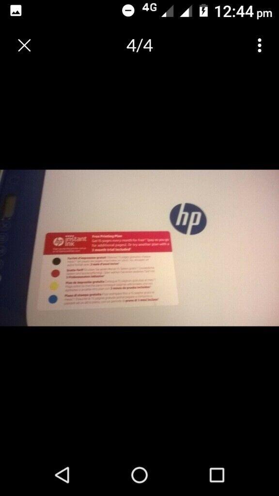 Hp Deskjet 2630 printer   in Lanark, South Lanarkshire   Gumtree
