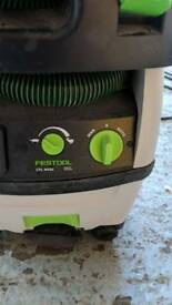 Festool Vac and Accessories