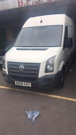 Vw crafter 2008 low millage reduce quick sale