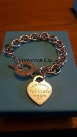 Tiffany bracelet only worn once