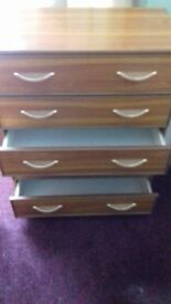 Alstons chest of 5 drawers