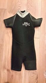 "childs shortie wetsuit 19"" (43cms)"