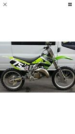 Kx 125 2004