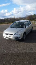 Ford focus 1.8 style