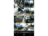 *** Breaking Range Rover P38!!! ***