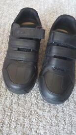 Clark's boys school shoes