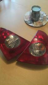 Mk2 clio rear lights
