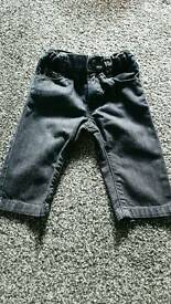 Baby hugo boss jeans 12 months
